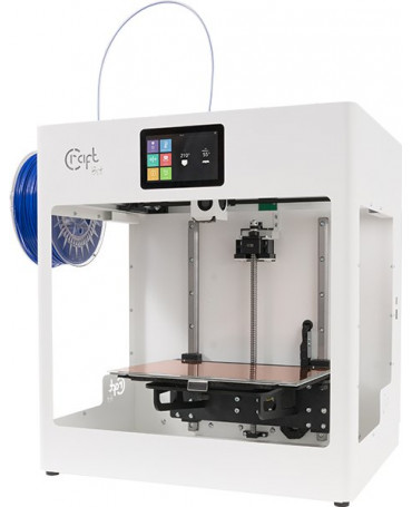 CraftBot Flow Single Extrusion 3D Printer