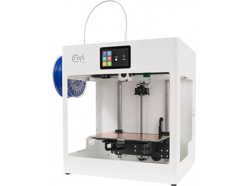 CraftBot Flow Single Extrusion 3D Printer: Buy or Lease at Top3DShop