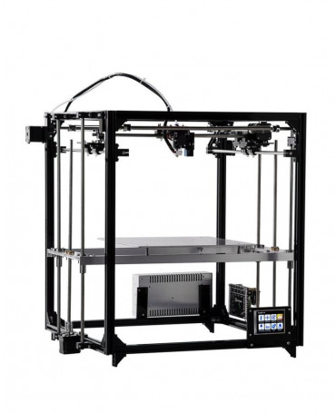 FLSUN 3D Cube Metal Frame Large Print Area 3D Printer