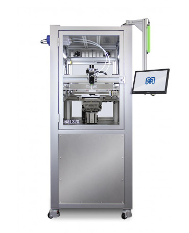German RepRap L320 3D printer