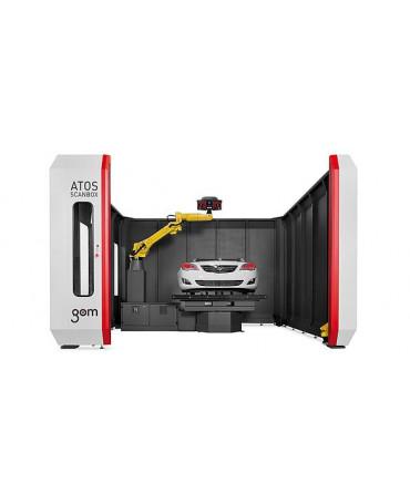 GOM ATOS Scanbox series 3D scanner