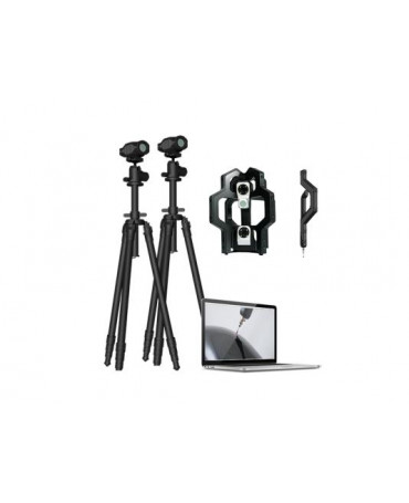 Scantech TrackScan-SOLO and TrackScan-DUO 3D Scanners