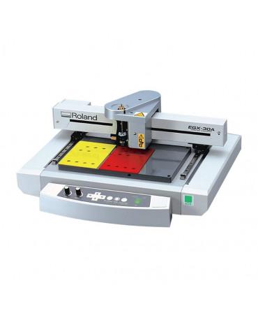 Roland EGX-30A engraving machine