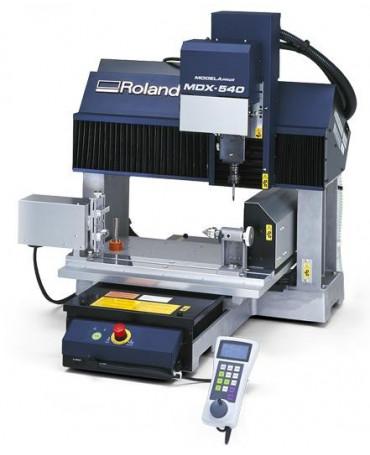 Roland MODELA MDX-540 CNC milling machine