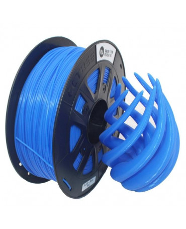 CCTREE 1.75mm Fluorescent BluePLA filament - 1kg