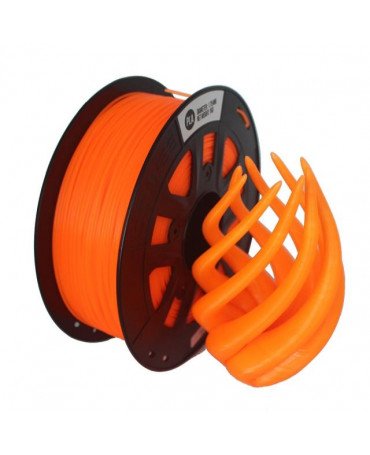CCTREE 1.75mm Fluorescent Orange PLA filament - 1kg
