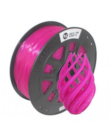 CCTREE 1.75mm Transparent Purple PLA filament - 1kg