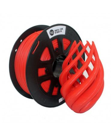 CCTREE 1.75mm Red ST-PLA filament - 1kg