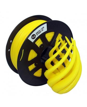 CCTREE 1.75mm Yellow ST-PLA filament - 1kg