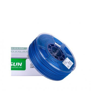 eSUN 3mm (2.85mm) Blue ABS filament - 3kg