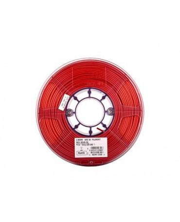 eSUN 1.75mm Red ABS filament - 1kg