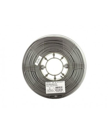 eSUN 1.75mm Silver ABS filament - 1kg