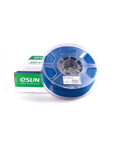 eSUN 3mm (2.85mm) Blue ABS+ filament - 1kg