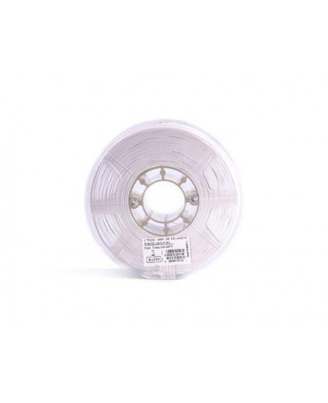 eSUN 1.75mm Cold White ABS+ filament - 1kg