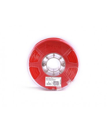 eSUN 1.75mm Red ABS+ filament - 3kg