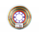 eSUN 1.75mm Rainbow Multicolor eSilk PLA filament - 1kg