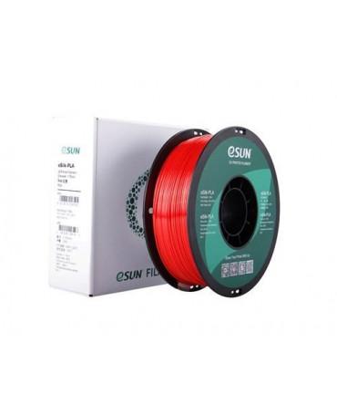 eSUN 3mm (2.85mm) Red eSilk PLA filament - 3kg