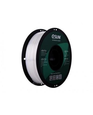 eSUN 1.75mm White eSilk PLA filament - 1kg