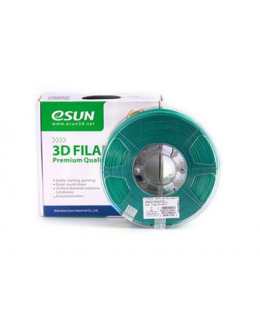 eSUN 3mm (2.85mm) Green HIPS filament - 1kg