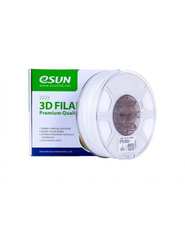 eSUN 3mm (2.85mm) Natural HIPS filament - 1kg