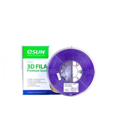 eSUN 3mm (2.85mm) Purple HIPS filament - 1kg