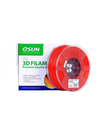 eSUN 3mm (2.85mm) Red HIPS filament - 1kg