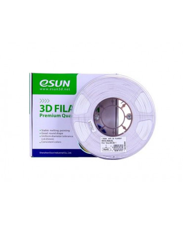 eSUN 3mm (2.85mm) White HIPS filament - 1kg
