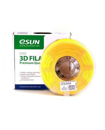 eSUN 3mm (2.85mm) Yellow HIPS filament - 1kg