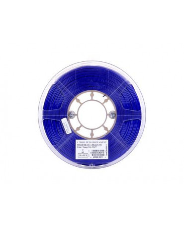 eSUN 1.75mm Solid Blue PETG filament - 3kg