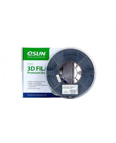 eSUN 1.75mm Solid Grey PETG filament - 1kg