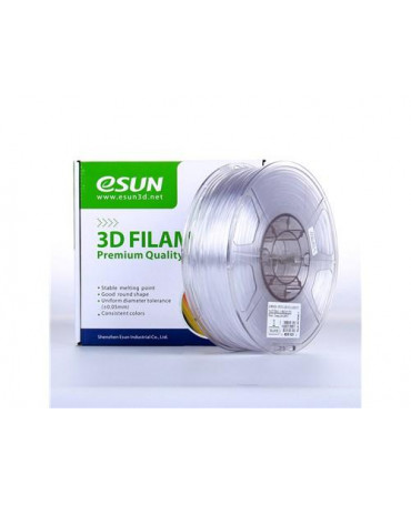 eSUN 3mm (2.85mm) Natural PETG filament - 3kg