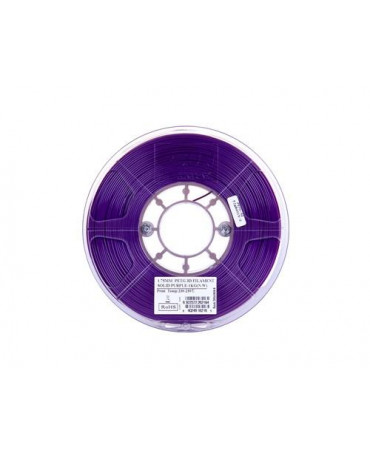 eSUN 1.75mm Translucent Purple PETG filament - 1kg