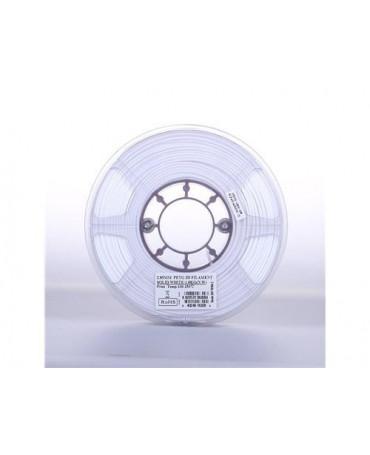 eSUN 1.75mm Solid White PETG filament - 3kg