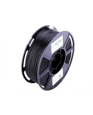 eSUN 3mm (2.85mm) black PLA filament - 3kg