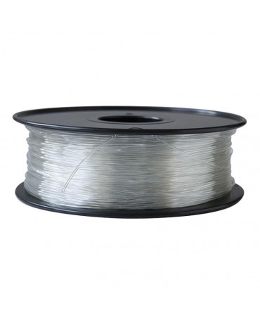 eSUN 1.75mm transparent PLA filament - 3kg