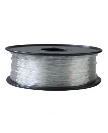 eSUN 1.75mm transparent PLA filament - 1kg
