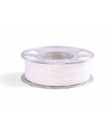 eSUN 1.75mm white PLA filament - 1kg