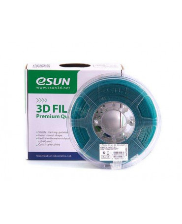 eSUN 3mm (2.85mm) Green PLA+ filament - 3kg