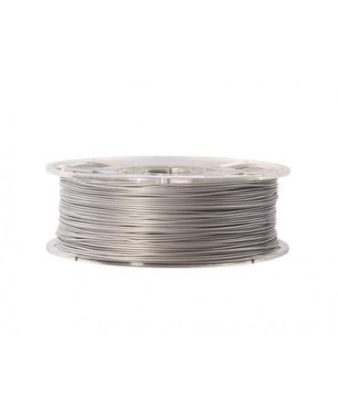 eSUN 3mm (2.85mm) Silver PLA+ filament - 1kg