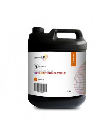PhotoCentric Daylight Pro Flexible Resin Amber - 5kg