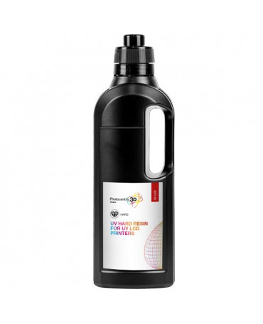 PhotoCentric 405nm UV LCD Hard Resin White - 1kg
