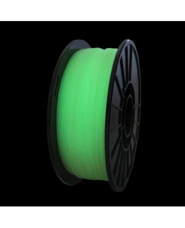 Push Plastic Glow PLA Filament Spool - 3 / 10 / 25 kg