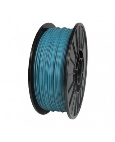 Push Plastic Dark Teal PLA Filament Spool - 3 / 10 / 25 kg