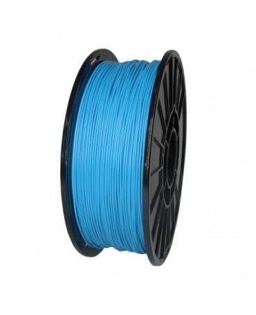 Push Plastic Ocean Blue PLA Filament Spool - 3 / 10 / 25 kg