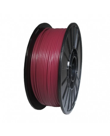 Push Plastic Maroon ABS Filament Spool - 3 / 10 / 25 kg