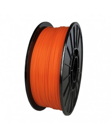 Push Plastic Orange PETG Filament Spool - 3 / 10 / 25 kg