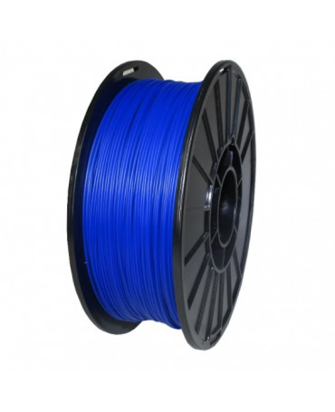 Push Plastic Ultra Blue ABS Filament Spool - 3 / 10 / 25 kg