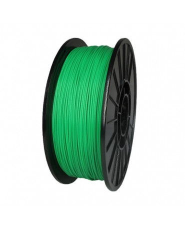 Push Plastic Green ABS Filament Spool - 3 / 10 / 25 kg