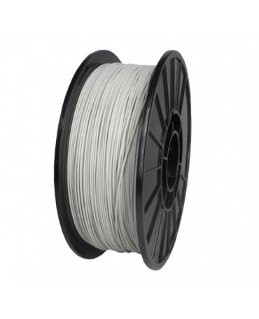 Push Plastic Light Grey PLA Filament Spool - 3 / 10 / 25 kg