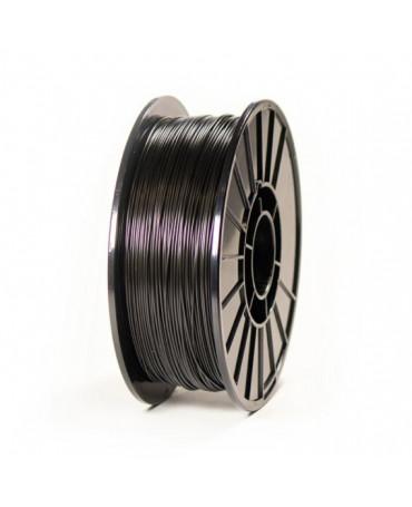 Push Plastic Black PETG Filament Spool - 3 / 10 / 25 kg